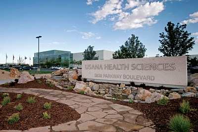 Usana Headquarters: Take a Tour